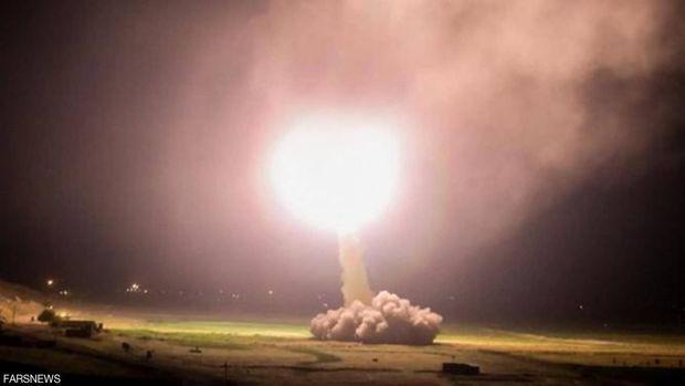 İran ABŞ-ın hərbi bazalarına raket zərbələri endirdi
